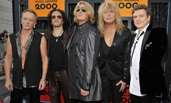 Def Leppard Sued By Former Manager