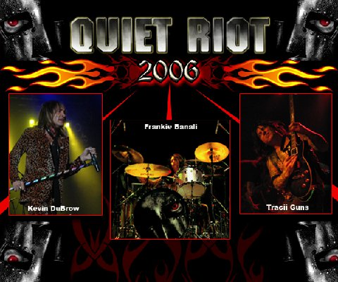 Quiet Riot with Tracii Guns