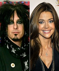 Nikki Sixx And Denise Richards: Sources Insist They Aren't Boyfriend And Girlfriend