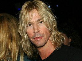 Duff McKagan Comments On Sinus Surgery