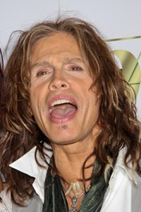 Aerosmith' Steven Tyler Out-Ditzing Paula Abdul On American Idol