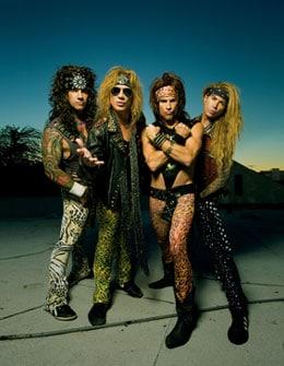Steel Panther Heading To Sweden Rock Festival