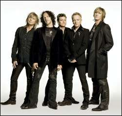 Def Leppard Developing Cartoon Series