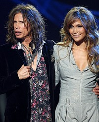 Steven Tyler Says Idol Judge Jennifer Lopez Is