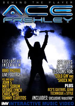 Ace Frehley To Release Behind The Player DVD Worldwide January 19th