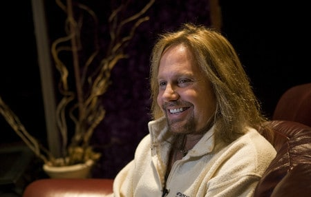 Vince Neil Working With Slaughter Members On Solo CD