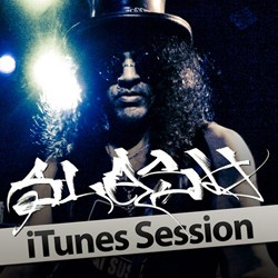 Slash Releases 'iTunes Session' EP