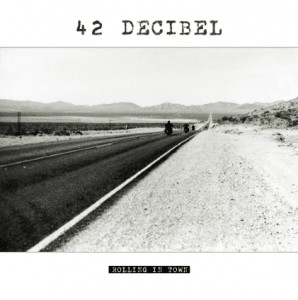 42 Decibel CD cover