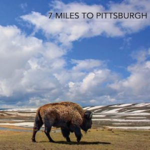 7 Miles To Pittsburgh (feat. ex-Sleeze Beez singer) – '7 Miles To Pittsburgh' (June 2, 2017)
