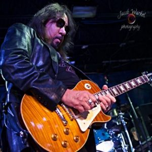 Ace Frehley live at the Scout Bar in Houston, Texas, USA Concert Review