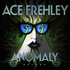 Ace Frehley – 'Anomaly Deluxe' (September 8, 2017)