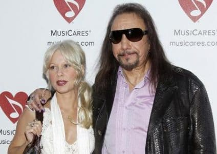 Ace Frehley Working On New Album With Fiancé As Well As Second Book