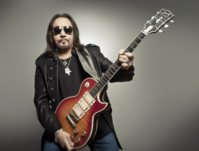 Ace Frehley photo