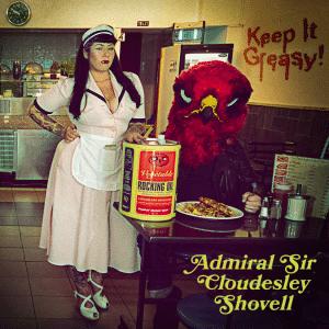 Admiral album cover