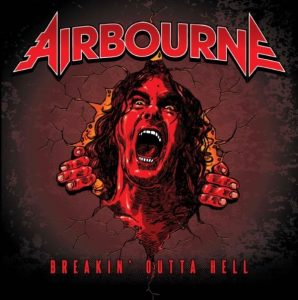 Airbourne CD cover
