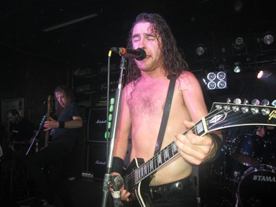 Airbourne photo