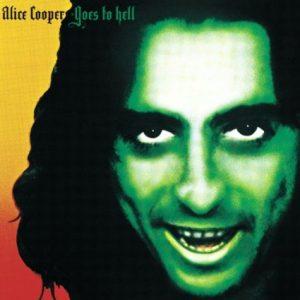 Alice Cooper CD cover