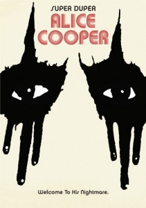 Alice Cooper DVD cover