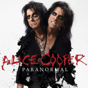 Alice Cooper – 'Paranormal' (July 28, 2017)