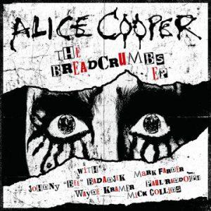 Alice Cooper – 'The Breadcrumbs EP' (September 13, 2019)