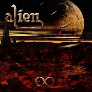Alien Eternity CD cover