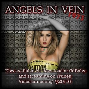 "Angels In Vein release second single ""1973"""