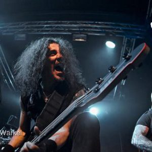 Anthrax live at The Forge in Joliet, Illinois, USA Concert Review