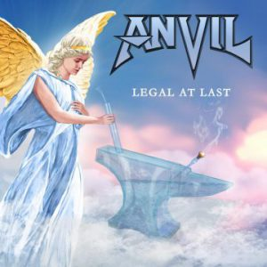 Anvil – 'Legal At Last' (February 14, 2020)