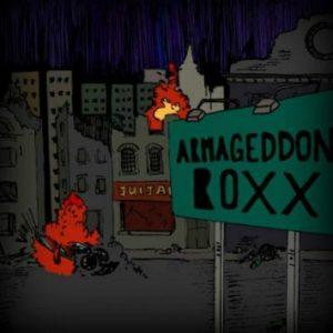 Armageddon Roxx: 'Armageddon Roxx'
