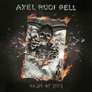 Axel Rudi Pell CD cover