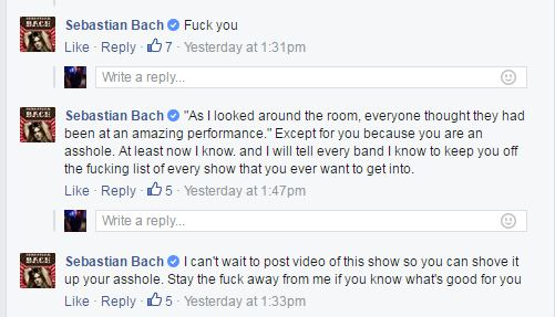 Bach v Don part 2