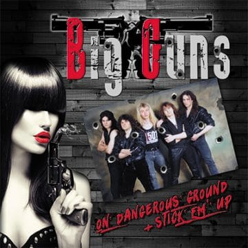 UK's Big Guns release 16 track album via FnA Records