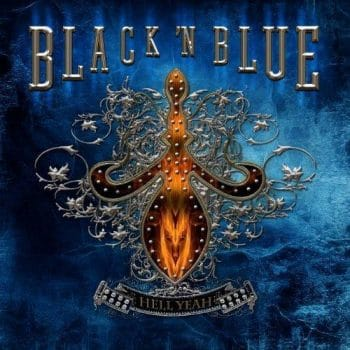Black N Blue album cover