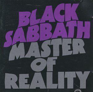 Black Sabbath CD cover
