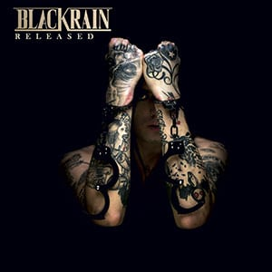 BlackRain CD cover