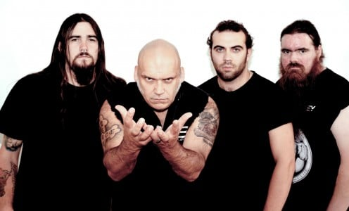 Blaze Bayley group photo