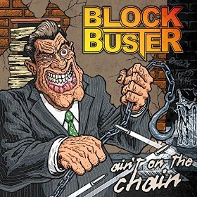 Block Buster cover