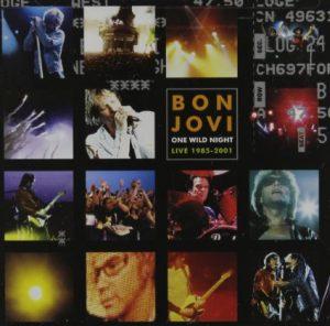Bon Jovi CD cover