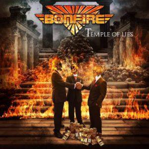 Bonfire – 'Temple Of Lies' (April 13, 2018)
