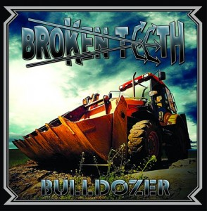Broken Teeth CD cover