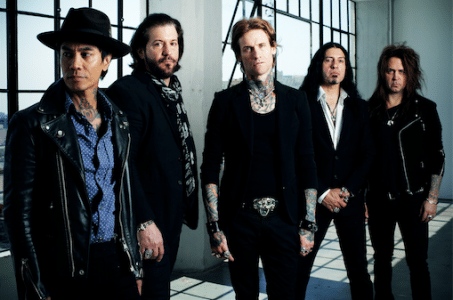 Buckcherry band photo