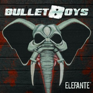 BulletBoys CD cover