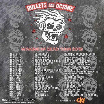 """Bullets And Octane release video for song """"When We Were"""