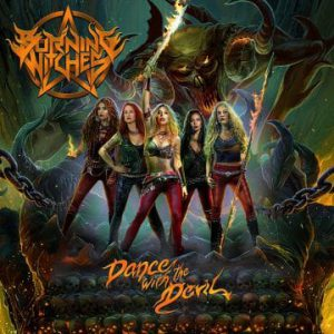 Burning Witches – 'Dance With The Devil' (March 6, 2020)