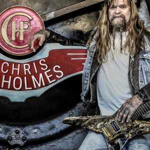 Ex-W.A.S.P. guitarist Chris Holmes to release new album 'C.H.P.'