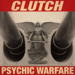 Clutch CD cover