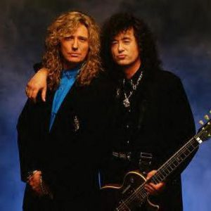 Coverdale/Page Bio