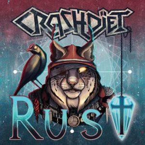 Crashdïet – 'Rust' (September 13, 2019)
