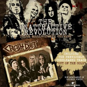 Crashdïet to release 'The Unattractive Revolution' on vinyl for album's 10th year anniversary