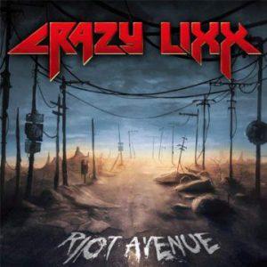 Crazy Lixx – 'Riot Avenue' reissue (October 12, 2018)